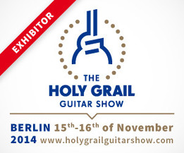 Holy grail guitar show 2014
