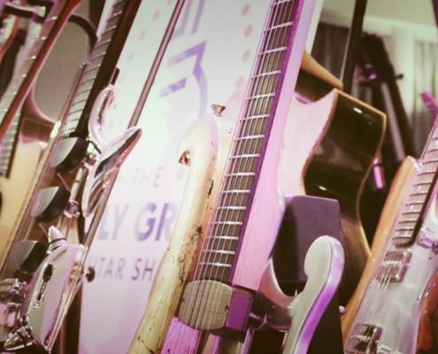 Holy grail guitar show 2014