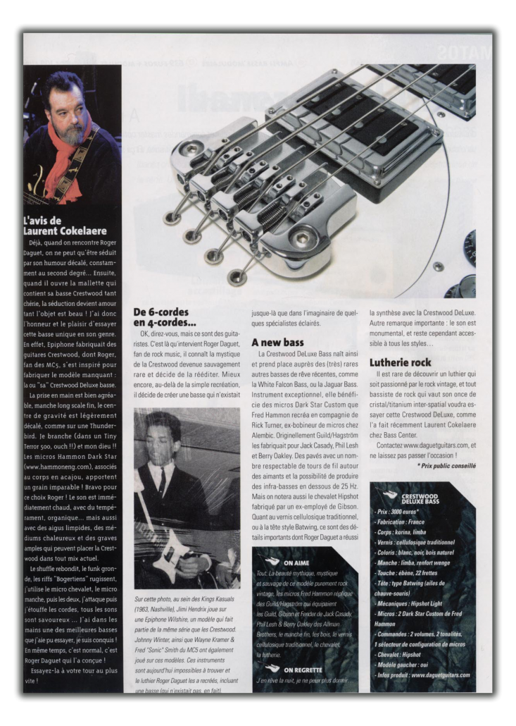 Article Crestwood Bass - Page 2